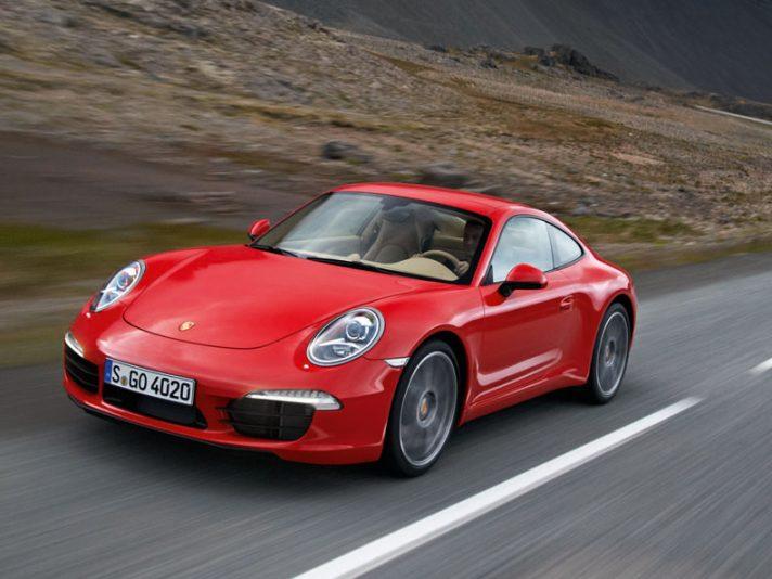 1 - Porsche 911 991 Carrera