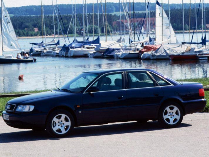 Audi A6 prima generazione