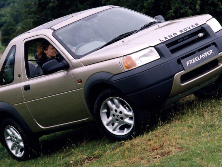 Land Rover Freelander prima generazione tre porte
