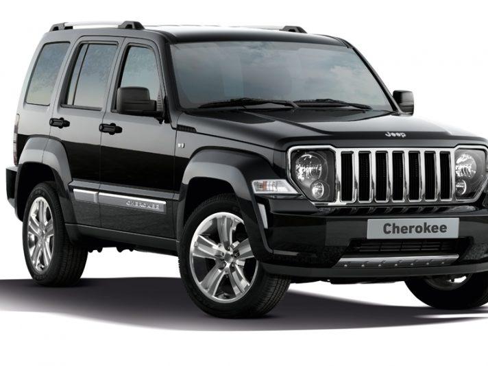 1 - Jeep Cherokee KK