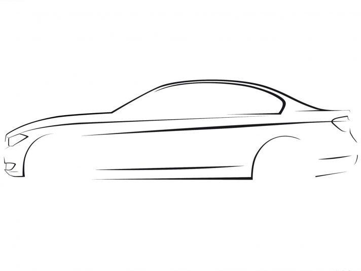 2012 - BMW serie 3 F30 design profilo