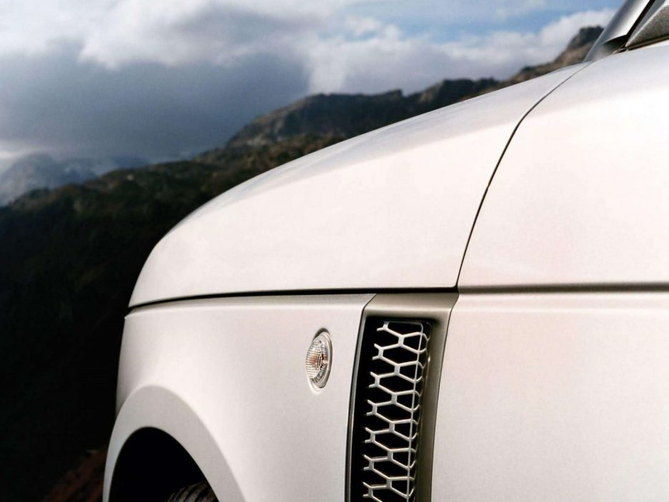 Land Rover Range Rover dettaglio