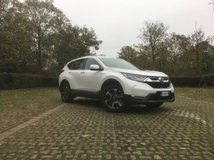 Honda CR-V Hev
