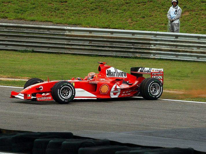 2004 - Ferrari F2004