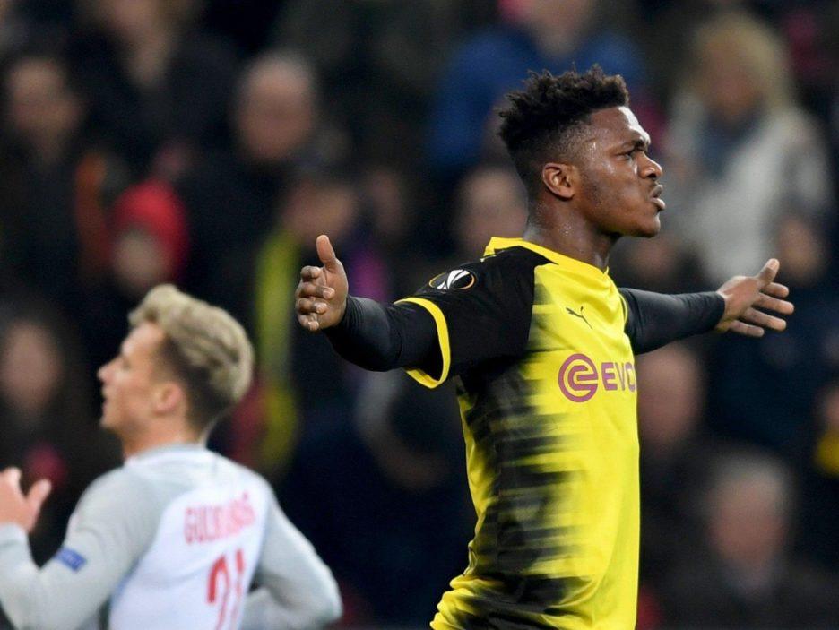 RB Salzburg vs Borussia Dortmund