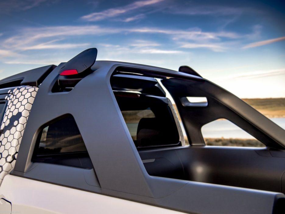 Nissan Navara Dark Sky Concept dettaglio
