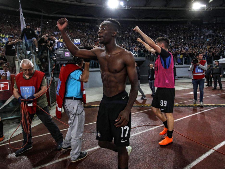 Soccer: Serie A; SS Lazio vs FC Inter