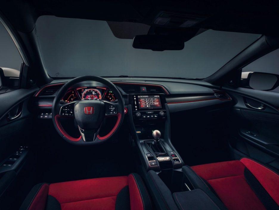 Honda Civic Type-R interni
