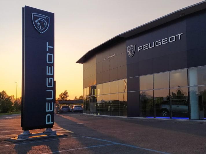 Concessionaria Peugeot
