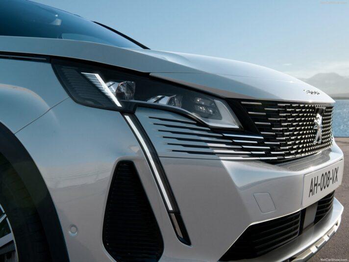 Peugeot 3008 dettaglio