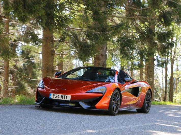 McLaren 570S 16