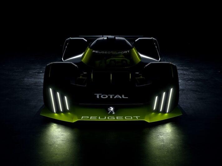 Peugeot Le Mans 2021