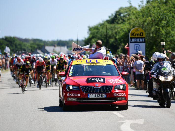 Skoda Tour de France 2019