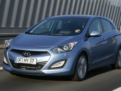 1 - Hyundai i30 seconda generazione