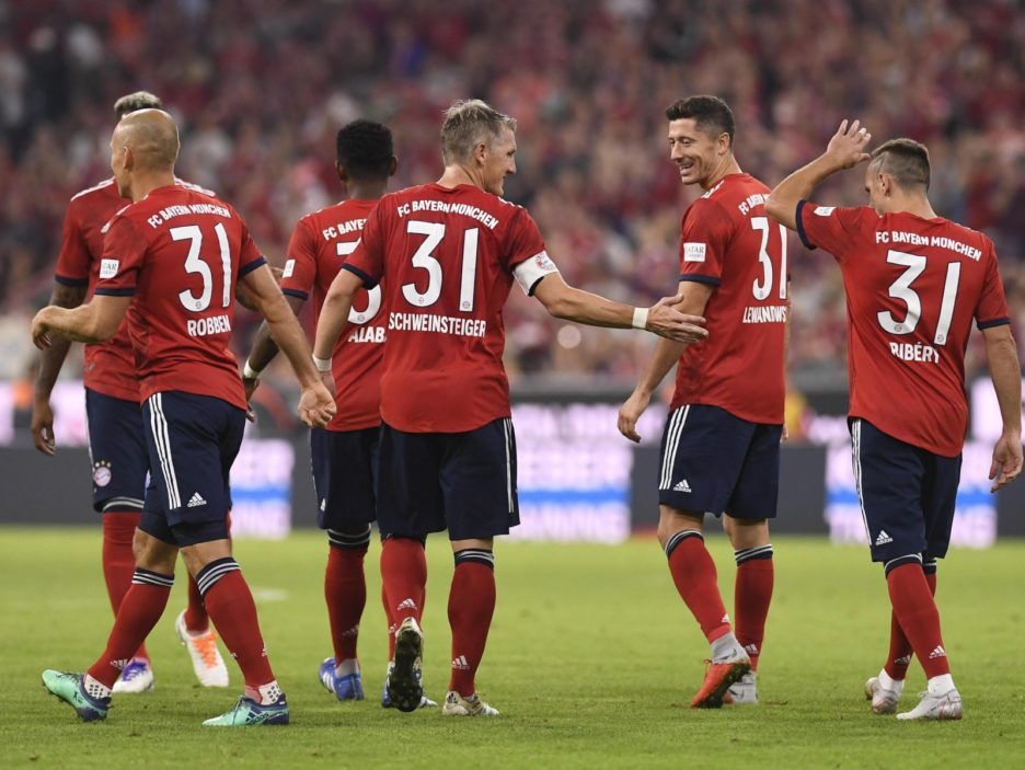 FC Bayern Munich vs Chicago Fire