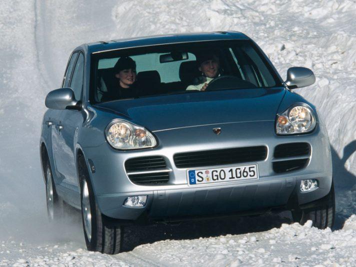 Porsche Cayenne prima generazione