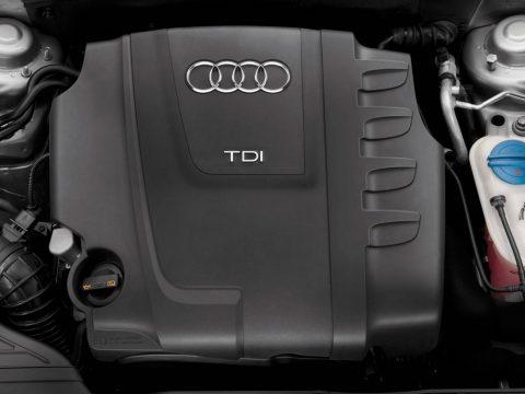 Motore TDI Audi
