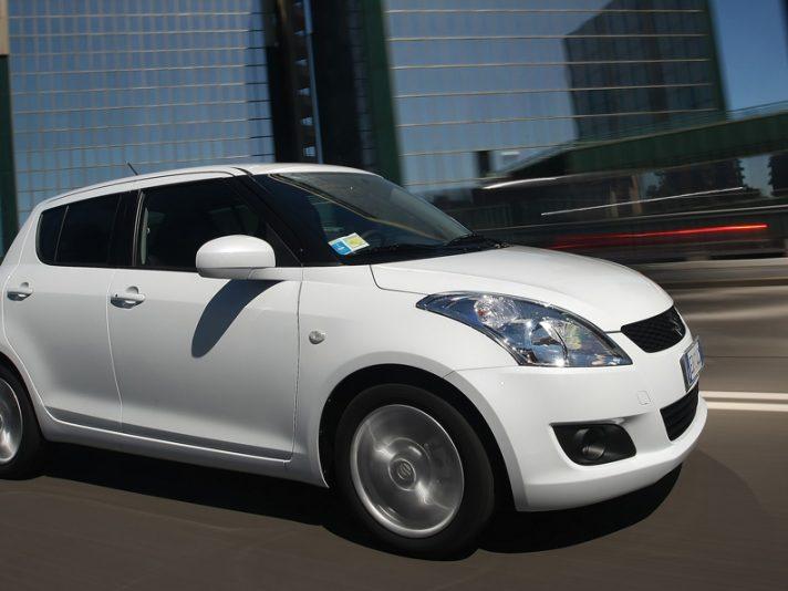 1 - Suzuki Swift quinta generazione
