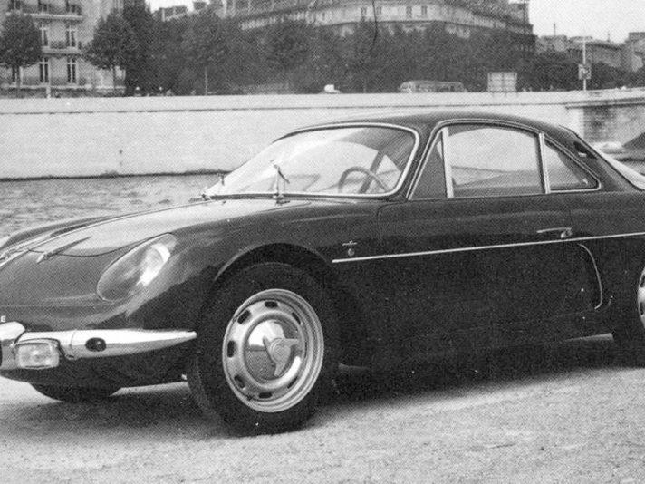 Alpine Renault A108 Berlinetta