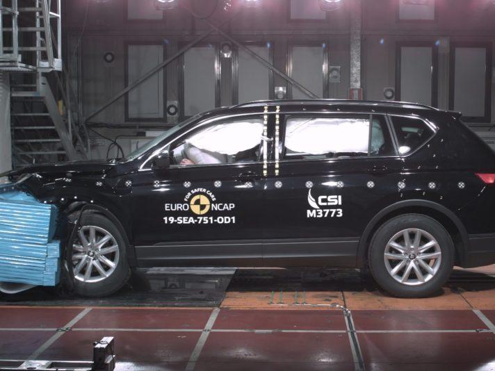 Seat Tarraco Euro NCAP
