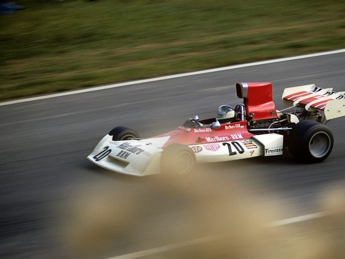 Jean-Pierre Beltoise, Grand Prix Of Austria