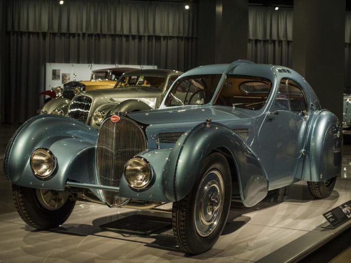 1936 Bugatti Atlantic