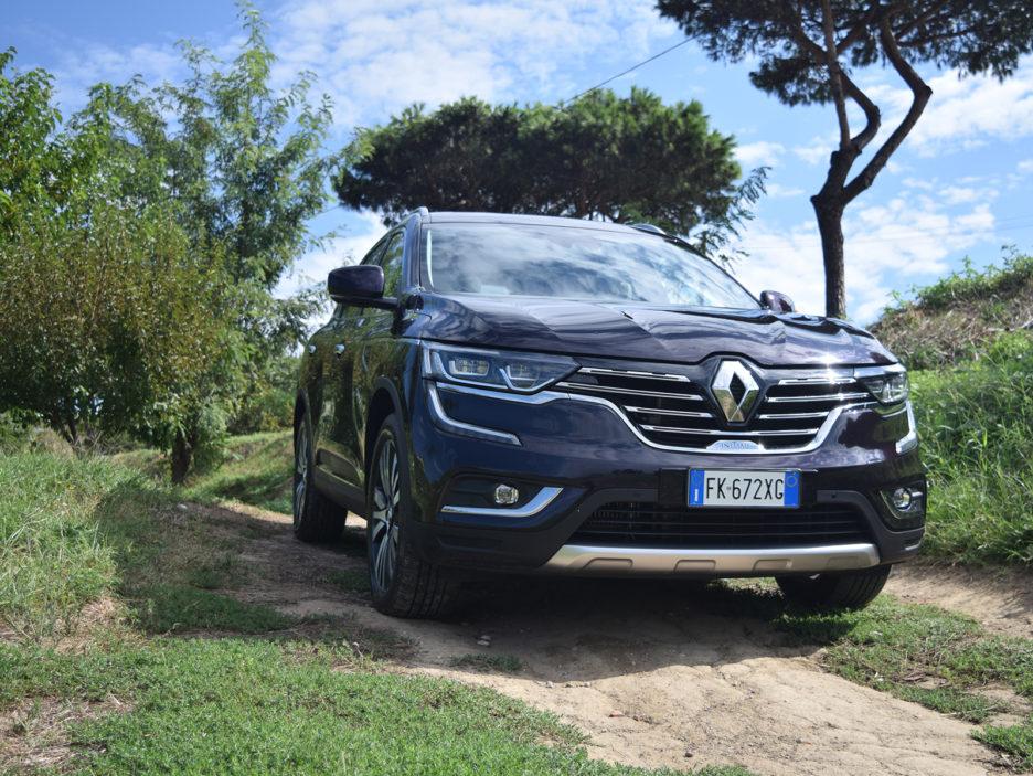 Renault Koleos Initiale Paris - Prova su strada - Irace.