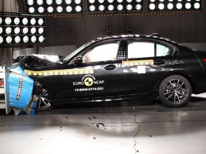 BMW serie 3 Euro NCAP
