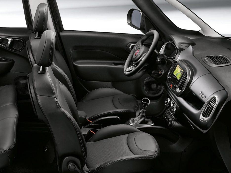 Fiat 500L Wagon sedili anteriori