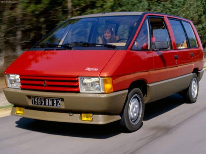 Renault Espace prima generazione