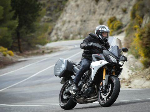 Yamah Tracer 900 e 900 GT 2018 - Prova - Francesco Irace