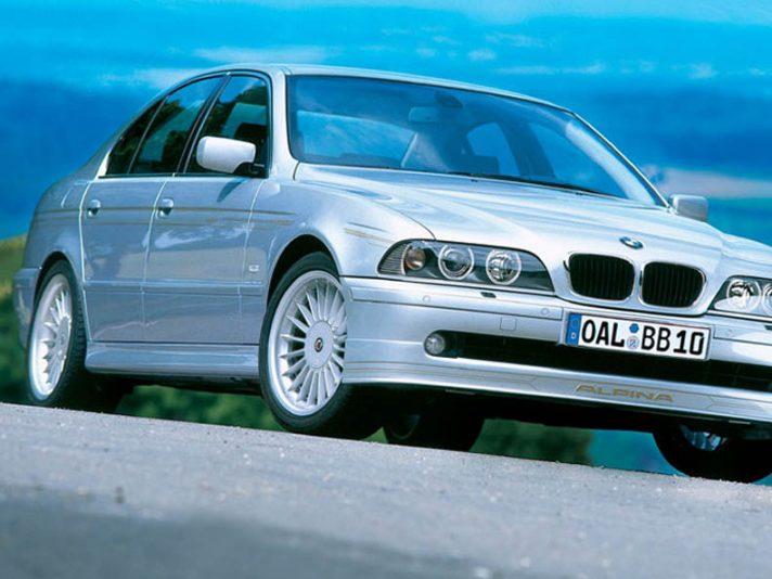 Alpina-BMW D10