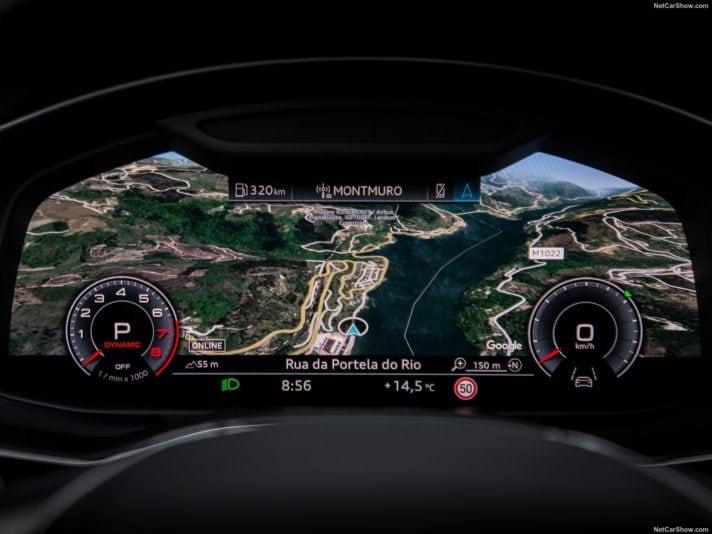 Audi cockpit