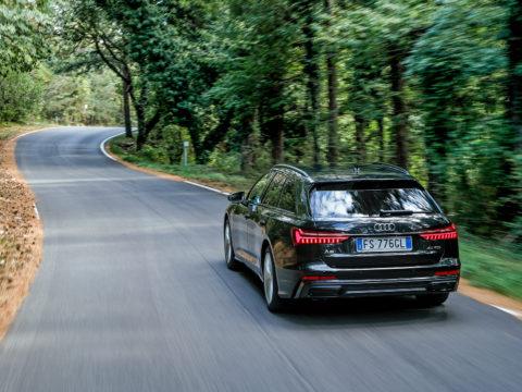Audi A6 Avant 20