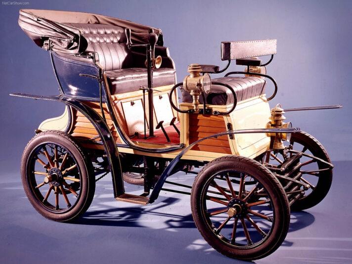 1899 - Fiat 4 HP