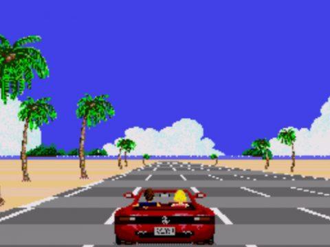 Outrun (Sega AM2, 1991)