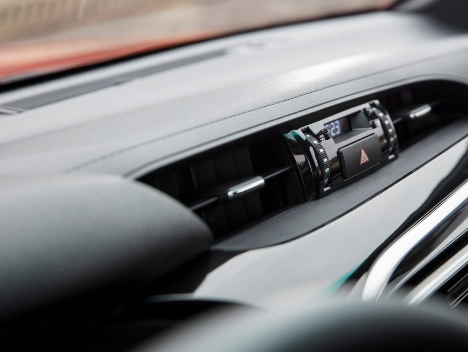 Toyota Hilux Executive+ bocchette aerazione