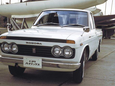 Toyota Hilux N10