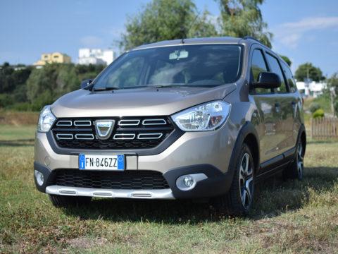 Dacia Lodgy WOW - Prova - Irace