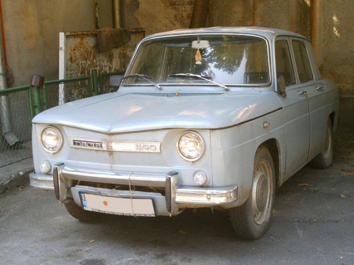 1968 - Dacia 1100