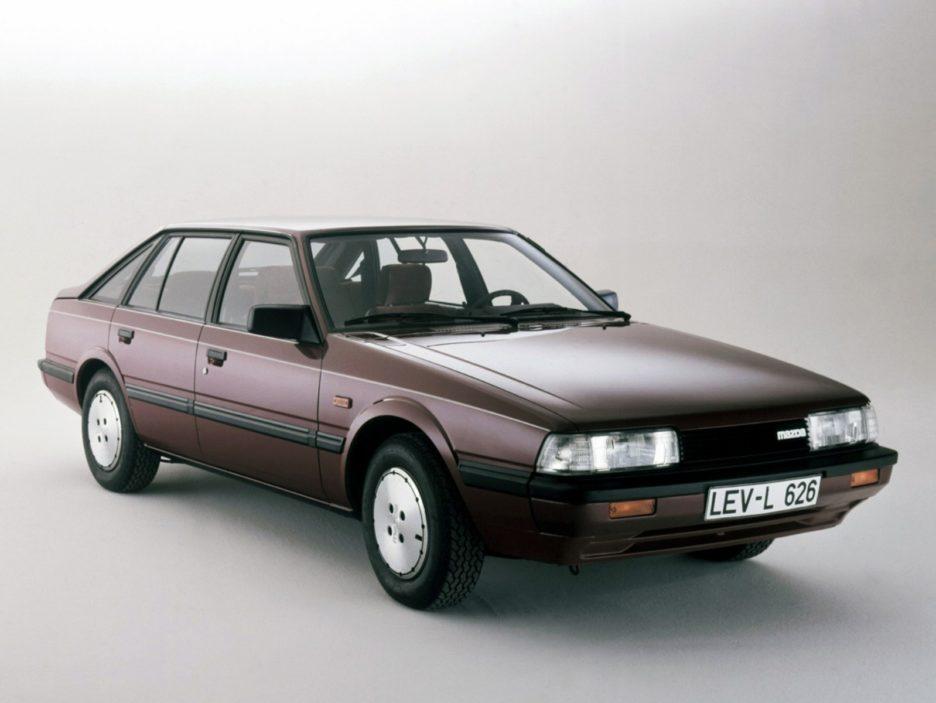 Mazda 626 terza generazione