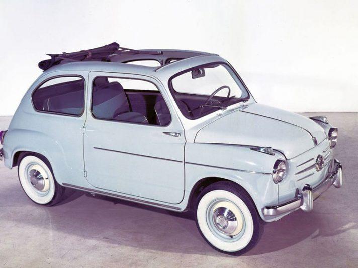 Fiat 600 prima generazione