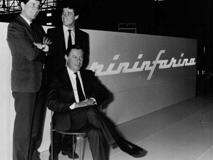Sergio Pininfarina e l'azienda di famiglia