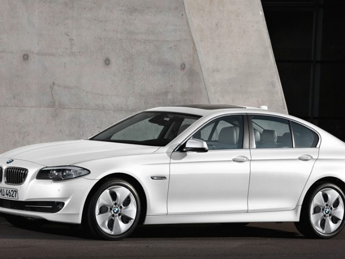 1 - BMW serie 5 F10
