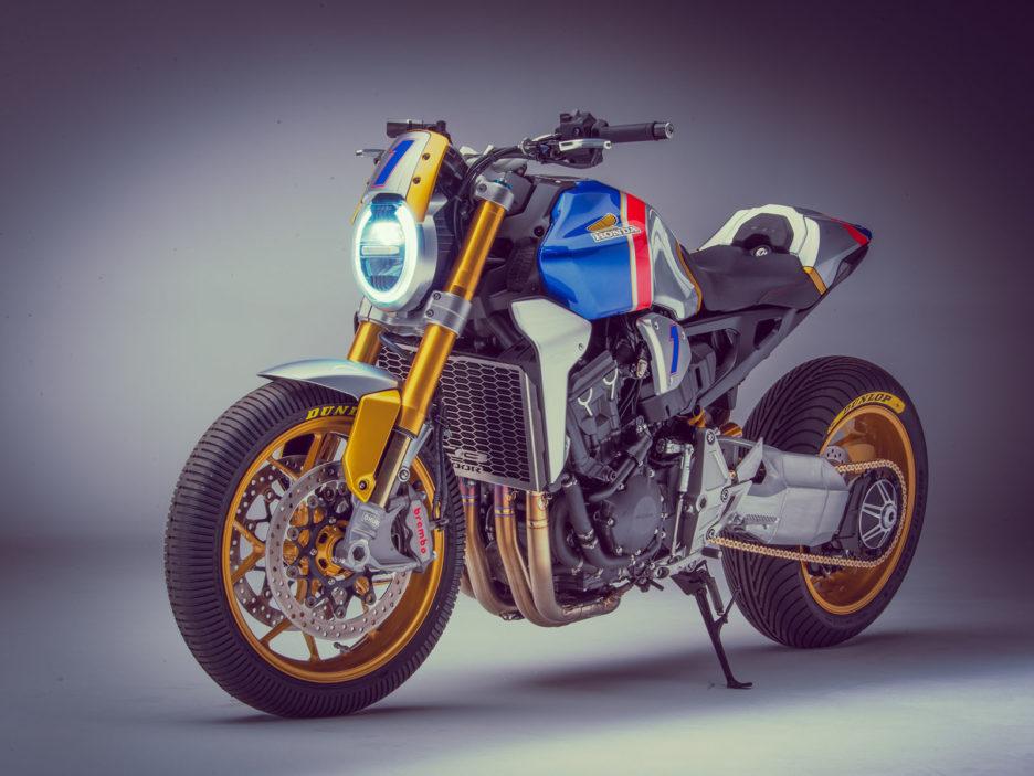 2018 Glemseck CB1000R