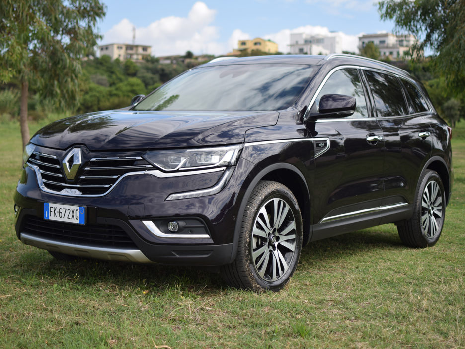 Renault Koleos Initiale Paris - Prova su strada - Irace