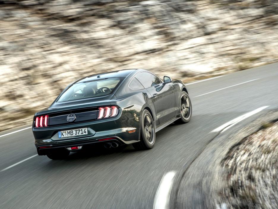 Ford Mustang Bullitt 2018 7
