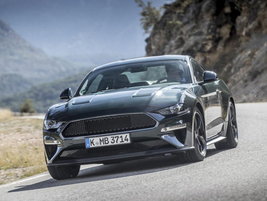 Ford Mustang Bullitt 2018 9