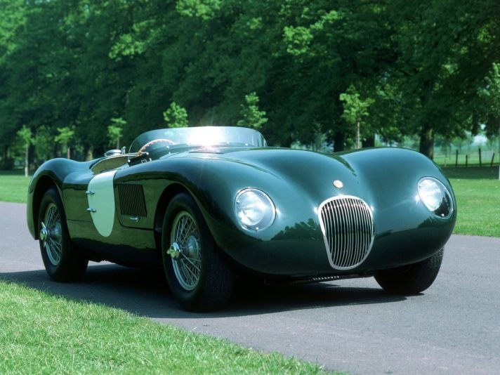 Jaguar C-Type