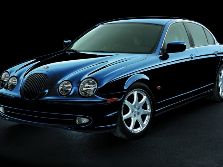 Jaguar S-Type X200